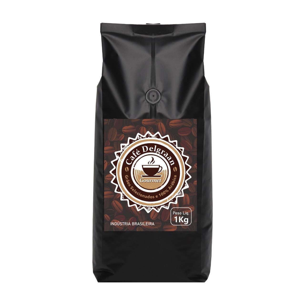 Café Delgraan 80+pts - CD Paraíso - 500g-1kg