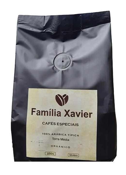 Café Família Xavier Especial Natural Agreste de Pernambuco - 250g