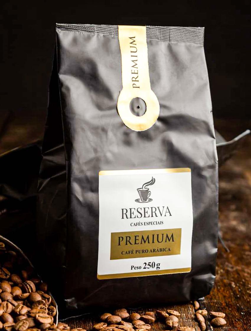 Microlotes Reserva Cafés Especiais Premium 87pts - Original 85pts - Rústico 84pts - CD 250g