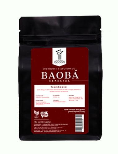 Microlotes Torrefação Baobá - Brasil - Baobá Especial - Vice-campeão São Paulo