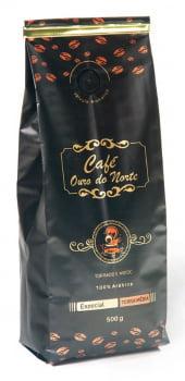 Café Especial Ouro do Norte 83+ pts ou Premium 80 pts - 500g-250g