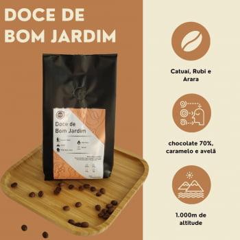 195 F Coffee Club 84 pts Blend de Catuai, Rubi e Arara Vale do Café RJ 250g