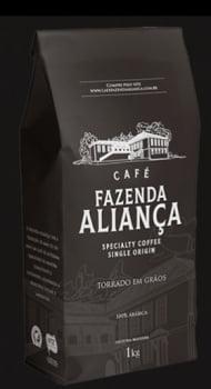 Café Fazenda Aliança Especial - Expresso ou Sabor da Fazenda - 500g-1kg