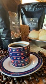 Café Roseta Especial - 83+pts Alta Mogiana