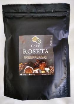Café Roseta Especial - 83+pts Catuaí Amarelo Alta Mogiana - 250g-500g