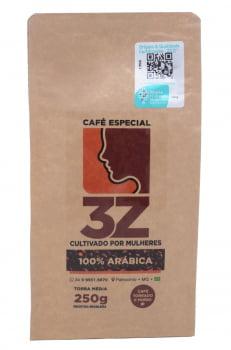 Cafe3Z Especial 84 pts Catuaí ou 86+ pts Mundo Novo Cerrado mineiro 250g-500g