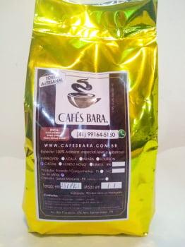 Cafés Bara Especial 84pts+ Torra Artesanal - IPR107 CD Norte Pioneiro - 250g