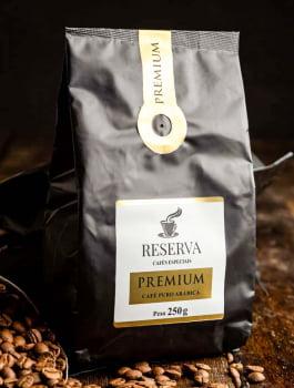 Microlotes Reserva Cafés Especiais - Premium 87pts - Original 85pts - Rústico 84pts - CD 250g