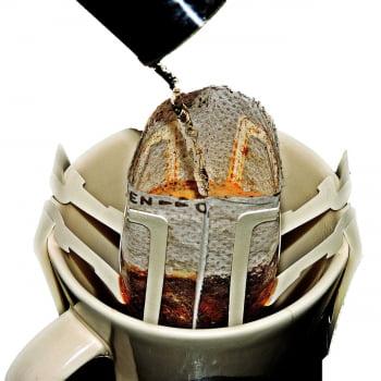 Drip Coffee Ouro do Cerrado - Arara Natural 84+pts cx 10un